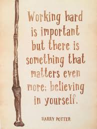 working hard is important but there is something that matters even