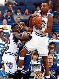 Anfernee 'Penny Hardaway' & Billy Smith,Memphis State Univ… | Flickr
