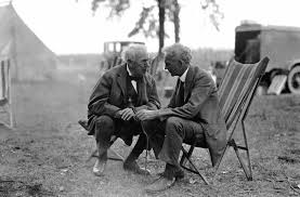 The enduring friendship of Thomas Edison & Henry Ford