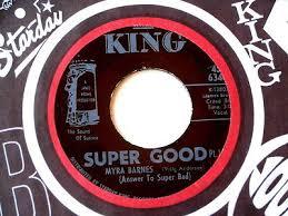 MYRA BARNES~SUPER GOOD~PART 1~ PART 2~RARE~~ FUNK 45 | eBay