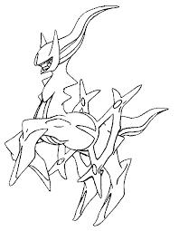Kleurplaat Pokemon Alternatieve Vormen Pokemon Alternatieve Vorm
