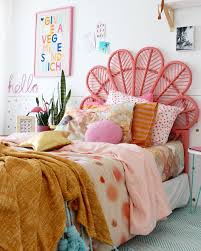 Bohemian Bedroom For Kids Same Space New Look Kids Interior Ideas