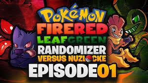 Pokémon Fire Red & Leaf Green Randomizer Versus Nuzlocke w ...