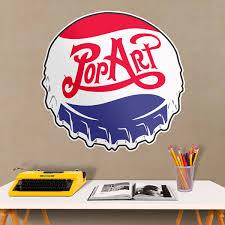 Wall Sticker Pop Art Warhol Muraldecal Com