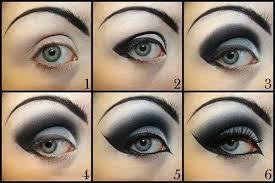 goth makeup tutorials saubhaya makeup