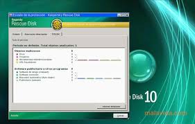 Kaspersky Rescue Disk 18.0.11.0 - Download for PC Free