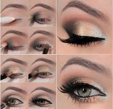 how to do nice eye makeup with pictures
