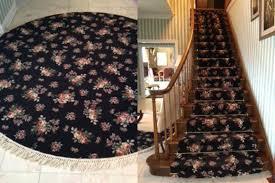 fl carpet runner ic antique