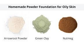 homemade powder liquid foundation