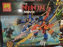 Lego Ninja rồng 2 đầu LELE ⋆ Đồ chơi Nguyet Kim