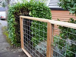 Hog Wire Fence Panels Lowes Thehrtechnologist Wood And Wire Fence Panels Ideas Fence Design Cattle Panel Fence Cattle Panels