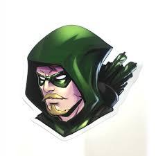 Green Arrow Glencanlasart