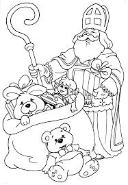 Kleurplaat Kleurplaat Sinterklaas 50 Jpg
