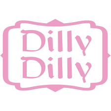 Top Left Industries Dilly Dilly Light Calligraphy Font Bud Light Inspired Vinyl Decal Sticker