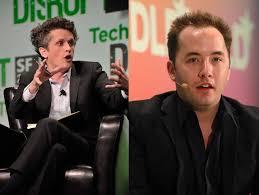 Dropbox CEO Drew Houston just slammed Box CEO Aaron Levie
