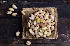 6 health benefits of pistachio nuts