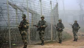 India To Install Smart Fence Along Its Borders