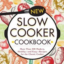 the new slow cooker cookbook more than