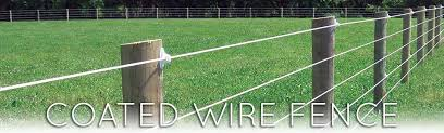 Flex Fence Coated Wire Ramm Horse Fencing Stalls