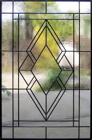 leaded glass stained