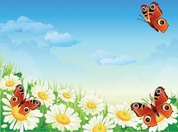 free flowers and erflies clipart