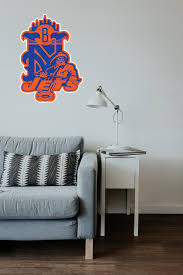 New York Mets Jets Nets Mash Up Vinyl Decal Sticker 10 Sizes Sportz For Less