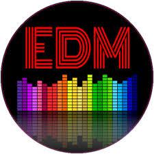 Edm Electronic Dance Music Sticker U S Custom Stickers