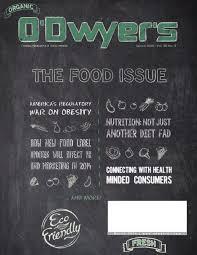 odwyers magazine march 2016
