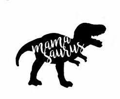 Mamasaurus Vinyl Decal Sticker For Mother Dinosaur Car Window Stick On Adhesive Unbranded Cute Car Decals Vinyl Decals Disney Decals