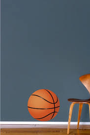 Large Basketball Wall Decal Sport College Basket Ball Kids Room Sports American Wall Designs
