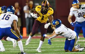 Gophers' Rodney Smith starting to look like his old self. But red ...
