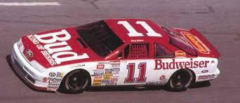 11 Budweiser Terry Labonte 1989 Thunderbird Powerslide Powerslide Powerslide Decals