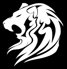 Amazon Com Ur Impressions Tribal Lion Head Decal Vinyl Sticker Graphics Car Truck Suv Van Wall Window Laptop White 5 5 X 5 3 Inch Uri411 Automotive