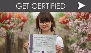 makeup artist courses vizio