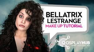 make up tutorial bellatrix lestrange