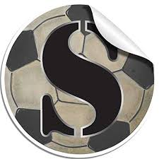 Wall Letters S Soccer Ball Custom Letter Children S Nursery Baby S Room Baby Name Boys Bedroom Decor Alphabet Initial Vinyl Stickers Decals Kids Decorations Playroom Home Decal Sport Girls Wantitall