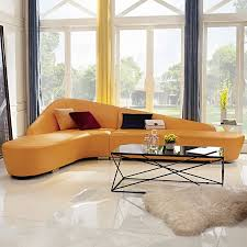 faux leather sectional sofa upholstered
