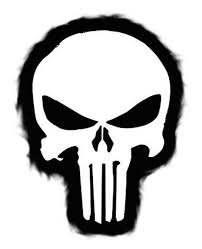 Navy Seal Punisher Skull Vinyl Sticker Decal Chris Kyle Etsy