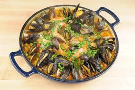 Emeril's Seafood Paella