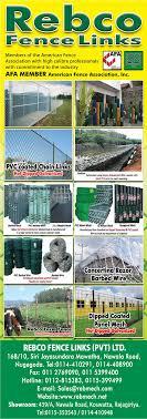 Rebco Fence Links Pvt Ltd Sri Lanka Telecom Rainbowpages