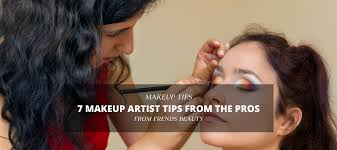 7 makeup artist tips from the pros