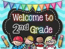 Eubanks, April : Second Grade / Welcome