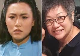 singapore actress zheng wanling pops up