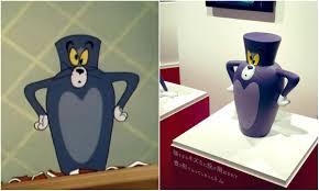 Bảo tàng Nhật Bản tưởng nhớ những pha bị troll của mèo Tom trong ...