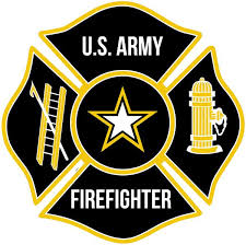 Us Army Firefighter Window Decal Police Fire Ems Viny Graphics Stickers Decals Dkedecals