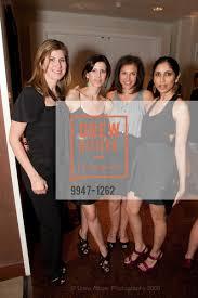 Melissa Richardson with Amy Glass, Alisa Goldblatt and Sobia Shaikh