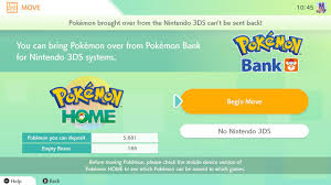 Pokémon Home guide: How to use the new Pokémon mobile and Switch ...