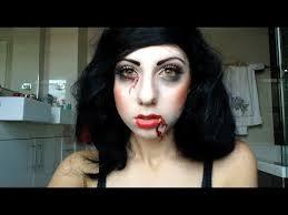 dark disney inspired makeup tutorial