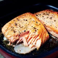 make pan fried teriyaki salmon in 5