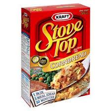 kraft stove top stuffing cornbread